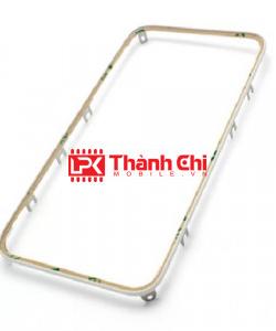 Apple Iphone 4S - Khung Doong Dán Viền Có Keo Sẵn, Màu Trắng / Khung Zon - LPK Thành Chi Mobile