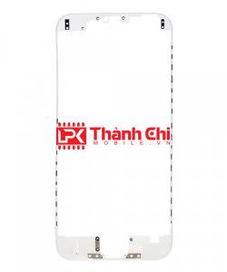 Apple Iphone 6G - Khung Doong Dán Viền Có Keo Sẵn, Màu Trắng / Khung Zon - LPK Thành Chi Mobile