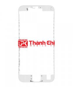 Apple Iphone 6S Plus - Khung Doong Dán Viền Có Keo Sẵn, Màu Trắng / Khung Zon - LPK Thành Chi Mobile