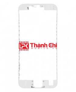 Apple Iphone 6S - Khung Doong Dán Viền Có Keo Sẵn, Màu Trắng / Khung Zon - LPK Thành Chi Mobile