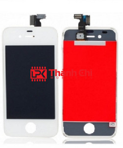Apple IPhone 4G - Màn Hình Nguyên Bộ Loại Tốt Nhất, Màu Trắng - LPK Thành Chi Mobile