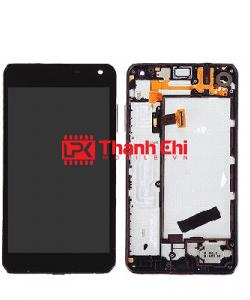 Nokia Lumia 650 - Màn Hình Nguyên Bộ Zin Ép Kính, Màu Đen - LPK Thành Chi Mobile