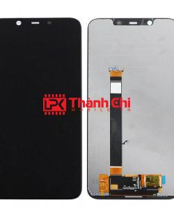 Nokia X7 2018 / Nokia 7.1 Plus 2018 Dual Sim - Màn Hình Nguyên Bộ Zin Ép Kính, Màu Đen - LPK Thành Chi Mobile