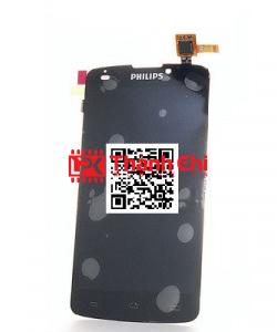 Philips V387 / V387A - Màn Hình Nguyên Bộ Zin Bóc Máy, Màu Đen - LPK Thành Chi Mobile