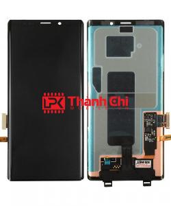 Samsung Note 9 2018 / SM-N960F/DS / SM-N9600 - Màn Hình Nguyên Bộ Zin Bóc Máy Liền Khung Viền Benzen, Màu Đen - LPK Thành Chi Mobile