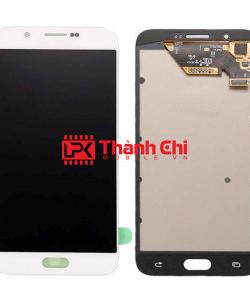 Màn Hình Samsung Galaxy A8 2016 / SM-A810 Zin Ép Kính, Màu Trắng - LPK Thành Chi Mobile
