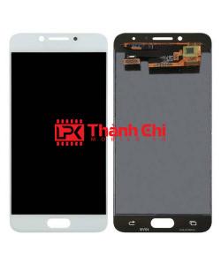 Màn Hình Nguyên Bộ Samsung Galaxy C5 Pro C5010 Zin Ép Kính, Màu Xanh - LPK Thành Chi Mobile