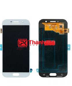 Samsung Galaxy A5 2017 / SM-A520F / SM-A520H - Màn Hình Nguyên Bộ Zin Ép Kính Zin, Màu Đen Tuyền - LPK Thành Chi Mobile