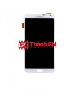 Samsung Galaxy Note 3 2013 / SM-N9000 / SM-N9005 / SM-N900S / SM-N900K / SM-N900L - Màn Hình Zin Nguyên Bộ Zin Ép Kính Zin, Màu Trắng - LPK Thành Chi Mobile