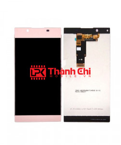 Sony Xperia L1 Dual G3312 / 5,5 Inch - Màn Hình Nguyên Bộ Zin Ép Kính, Màu Hồng Phấn - LPK Thành Chi Mobile