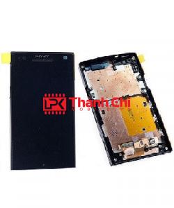 Sony LT26 / LT26i / Xperia S / Arc HD / SO-02D / Xperia NX - Màn Hình Nguyên Bộ Loại Tốt Nhất, Màu Đen - LPK Thành Chi Mobile