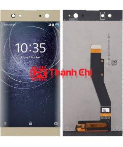 Sony Xperia XA 2 Ultra / XA2 Ultra 2018 - Màn Hình Nguyên Bộ Zin Ép Kính, Màu Đen Tuyển - LPK Thành Chi Mobile