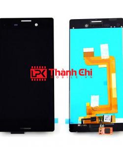 Sony Xperia M4 Aqua Dual / E2312 - Màn Hình Nguyên Bộ Zin Ép Cảm Ứng, Màu Đen - LPK Thành Chi Mobile