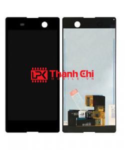 Sony Xperia M5 Dual / E5663 - Màn Hình Nguyên Bộ Zin Ép Kính, Màu Đen - LPK Thành Chi Mobile