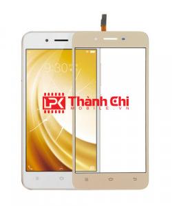 VIVO Y53 / 1606 - Cảm Ứng Zin Original, Gold, Chân Connect, Ép Kính - LPK Thành Chi Mobile
