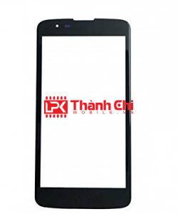 LG K8 2017 / K350N - Mặt Kính Màu Đen, Ép Kính - LPK Thành Chi Mobile