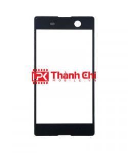 Sony Xperia M5 Dual / E5663 - Mặt Kính Màu Trắng, Ép Kính - LPK Thành Chi Mobile