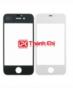 Apple Iphone 4G - Mặt Kính Màu Đen, Loại A, Ép Kính - LPK Thành Chi Mobile