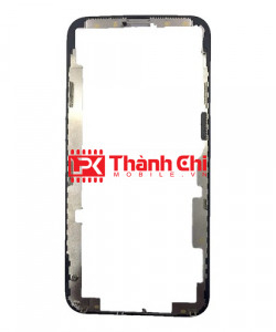 Apple Iphone XS - Trọn Bộ Mặt Kính Zin New Apple Kèm Khung Zon, Vào Keo OCA Sẵn, Màu Đen - LPK Thành Chi Mobile