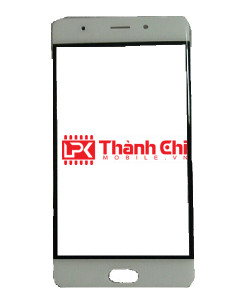 Q-Mobile Luna Pro - Mặt Kính Zin New Q-Mobile, Màu Trắng, Ép Kính - LPK Thành Chi Mobile