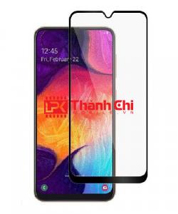 Samsung Galaxy A20 2019 / SM-A205F - Mặt Kính Zin New Samsung, Màu Đen, Ép Kính - LPK Thành Chi Mobile