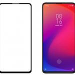 Mặt Kính Zin New Xiaomi Redmi K20 2019, Màu Đen, Ép Kính - LPK Thành Chi Mobile