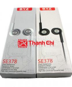 BYZ SE378 - Tai Nghe Đa Năng Insert Earphones, Hàng Chính Hãng BYZ / Tai Nghe In-Ear Monitors, IEM - LPK Thành Chi Mobile