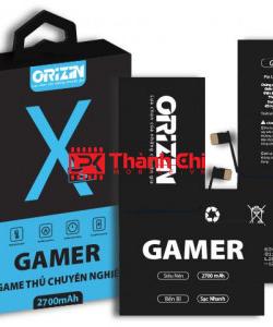 Orizin Gamer GBIPXS - Pin Iphone XS Phiên Bản Game Thủ Chuyên Nghiệp, Dung Lượng Tối Ưu 2700mAh - LPK Thành Chi Mobile