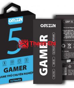 Orizin Gamer GBIP5S - Pin Iphone 5C / Iphone 5S Phiên Bản Game Thủ Chuyên Nghiệp, Dung Lượng Tối Ưu 1670mAh - LPK Thành Chi Mobile
