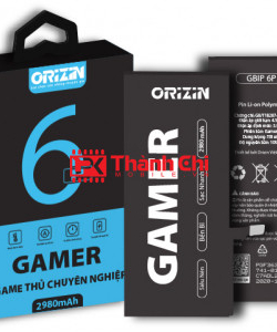 Orizin Gamer GBIP6P - Pin Iphone 6 Plus Phiên Bản Game Thủ Chuyên Nghiệp, Dung Lượng Tối Ưu 2980mAh - LPK Thành Chi Mobile
