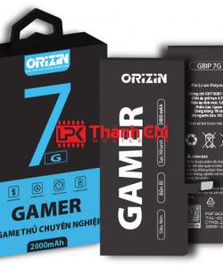 Orizin Gamer GBIP7G - Pin Iphone 7 Phiên Bản Game Thủ Chuyên Nghiệp, Dung Lượng Tối Ưu 2000mAh - LPK Thành Chi Mobile