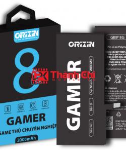 Orizin Gamer GBIP8 - Pin Iphone 8 Phiên Bản Game Thủ Chuyên Nghiệp, Dung Lượng Tối Ưu 2000mAh - LPK Thành Chi Mobile