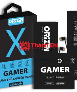 Orizin Gamer BIPX - Pin Iphone X Phiên Bản Game Thủ Chuyên Nghiệp / Dung Lượng Tối Ưu 2800mAh - LPK Thành Chi Mobile
