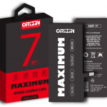 Pin iphone 7 Plus Orizin Maximum BIP7P, Dung Lượng Cực Đại 3450mAh - LPK Thành Chi Mobile