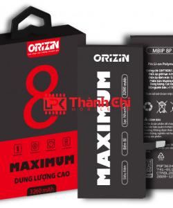Pin iphone 8 Plus Orizin Maximum BIP8P, Dung Lượng Cực Đại 3250mAh - LPK Thành Chi Mobile
