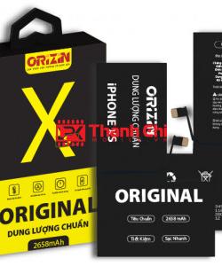 Orizin Original OBIPXS - Pin Iphone XS Phiên Bản Tiêu Chuẩn, Dung Lượng Chuẩn 2658mAh - LPK Thành Chi Mobile