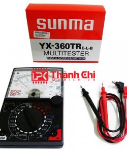 Sunma YX-360TR - Đồng Hồ Đo Volt Dạng Kim, Gồm 1 Đồng Hồ Và 1 Dây 2 Đầu Bút Kim - LPK Thành Chi Mobile