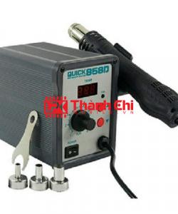 Quick 858D - Máy Khò Từ Chính Hãng Quick, Gồm Máy Khò Từ Và Tay Khò - LPK Thành Chi Mobile