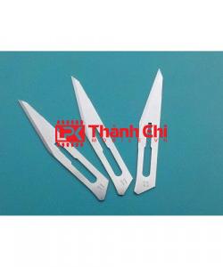 Repair Tools - Lưỡi Dao Nhỏ Loại Tốt, Kích Thước 11, Một Gói Gồm 10 Lưỡi - LPK Thành Chi Mobile