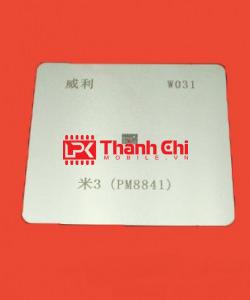 Xiaomi Mi 3 - Vỉ Làm Chân IC - LPK Thành Chi Mobile