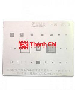 Xiaomi Mi 4 - Vỉ Làm Chân IC - LPK Thành Chi Mobile