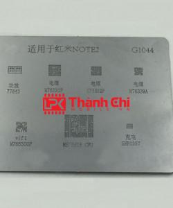 Xiaomi Redmi Note 2 - Vỉ Làm Chân IC - LPK Thành Chi Mobile