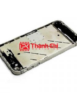 Apple Iphone 4G - Khung Xương Lắp Máy, Màu Đen / Trắng - LPK Thành Chi Mobile