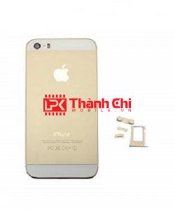 Apple Iphone 5G - Bộ Vỏ Ráp Máy / Khung Xương Lắp Máy, Màu Trắng, Có Kính Camera Trên / Dưới, Có Sẵn Imei - LPK Thành Chi Mobile