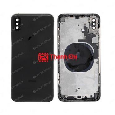 Apple Iphone XS Max - Năp Lưng Zin Ráp Máy, Màu Xám Đen - LPK Thành Chi Mobile