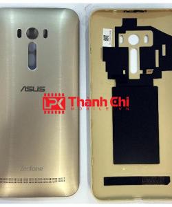 Asus Zenfone Selfie ZD551KL 2015 / Z00UD / ZD550KL - Nắp Lưng Ráp Máy, Màu Gold - LPK Thành Chi Mobile