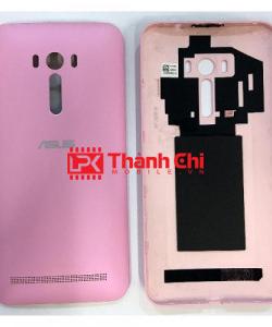 Asus Zenfone Selfie ZD551KL 2015 / Z00UD / ZD550KL - Nắp Lưng Ráp Máy, Màu Hồng - LPK Thành Chi Mobile
