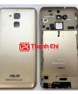ASUS Zenfone 3 Max 5.2 inch 2016 ZC520TL / X008D - Vỏ Ráp Máy, Màu Gold - LPK Thành Chi Mobile