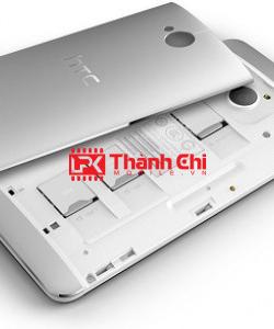 HTC One M7 / 801e / 802w - Vỏ Ráp Máy Gồm Nắp Lưng Liền Bo Viền, Màu Trắng - LPK Thành Chi Mobile