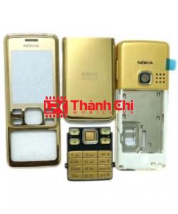 Nokia 6300 - Vỏ Ráp Máy Kèm Bàn Phím, Màu Cà Phê - LPK Thành Chi Mobile
